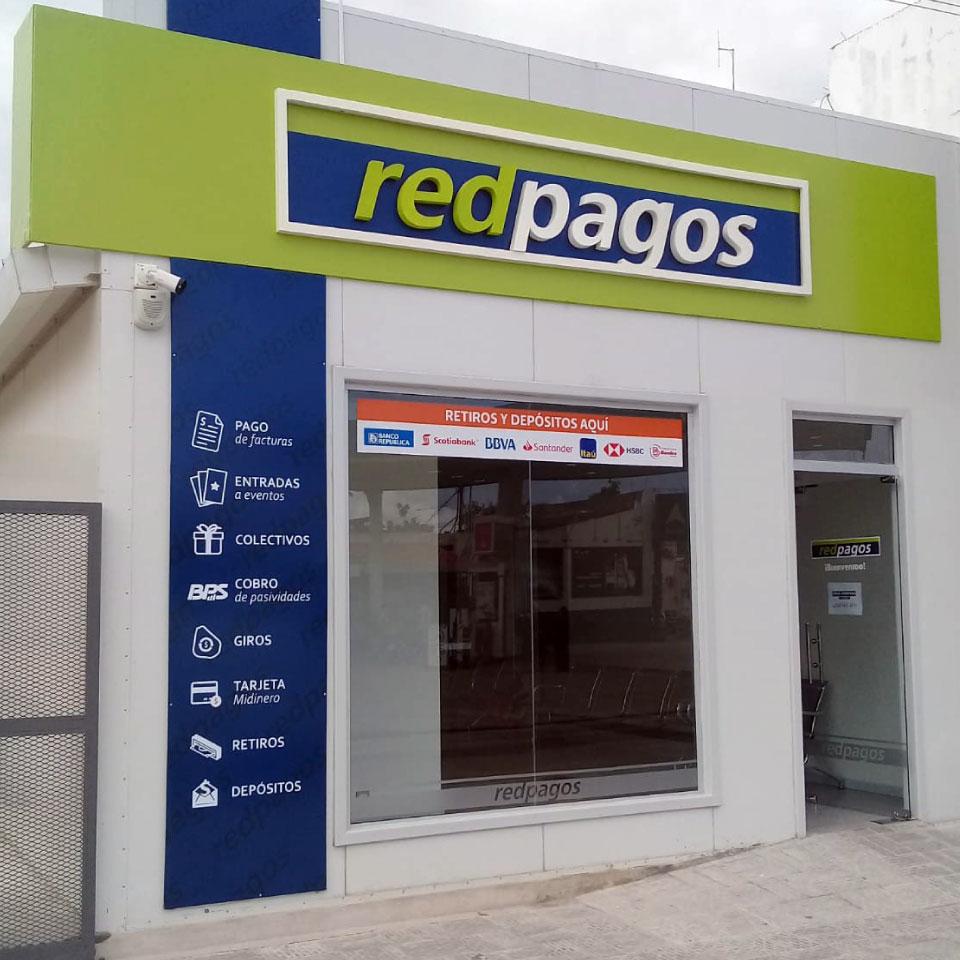 Somos una importante empresa nacional en el rubro de pagos y cobranzas