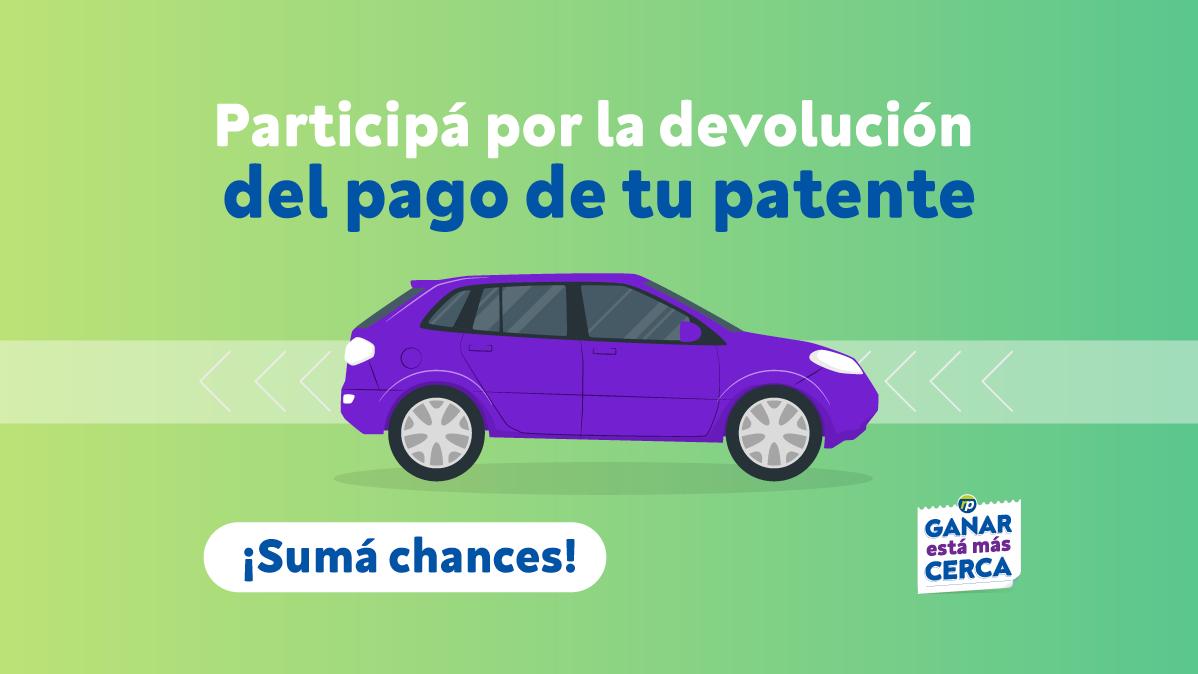 ¡Tu Patente mete reversa!