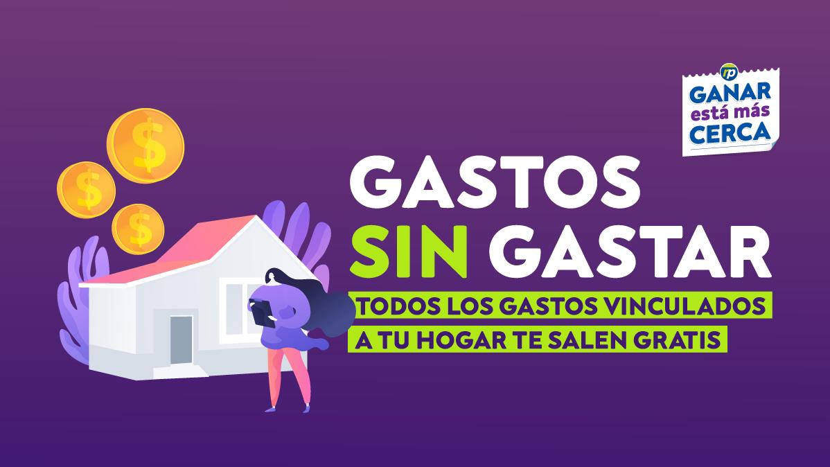 Nueva Promo ¡Gastos sin gastar!